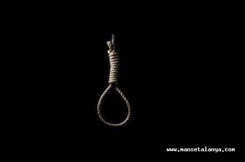 Alanya'da bir kadın intihar etti!