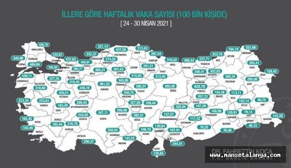 Antalya'da ilk kez düşüş yaşandı...
