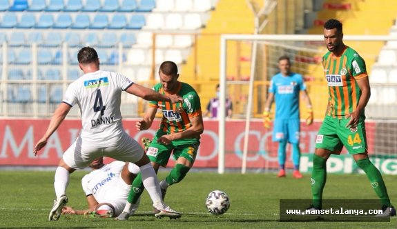 Kasımpaşa 3-0 Alanyaspor | MAÇ SONUCU