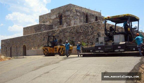 Alanya Av müzesi yakından turizme açılacak