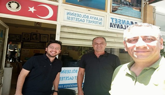İYİ Partiden Manşet Alanya'ya ziyaret