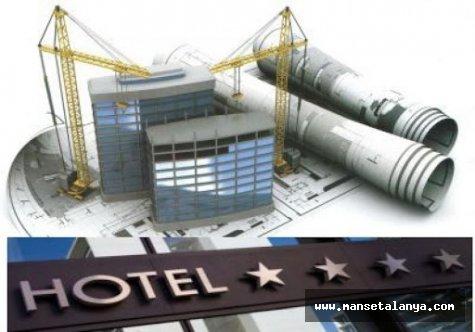 Otel teşvikleri açıkladı. 4 tanesi Antalya'ya yapılacak!