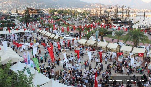 3. Alanya uluslararası çocuk festivali muhteşemdi!