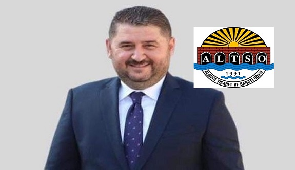 Ak Partili Gömeç, ALTSO başkan adaylığını açıkladı!