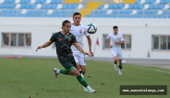 Alanyaspor- Zorya Luhansk: 1-2