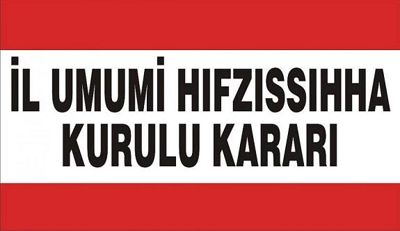 Antalya'da yeni Covid-19 kararı: Yasaklandı!