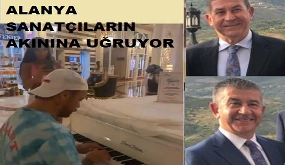 Sinan Akçil'den Alanya'da piyano resitali