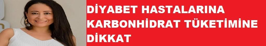 Diyabet hastalarına karbonhidrat tüketimine dikkat!