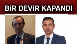 Alanya Ziraat odasında Musluğlu devri kapandı
