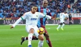 Alanyaspor'un Süper Lig'de en fazla mağlup ettiği takım Trabzonspor