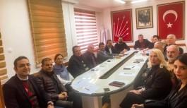 CHP İlçe Başkanı Karadağ: Hiçbir problem yok!