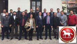 DP adayı Çakır: Ortak akılla Alanya'yı yöneteceğiz!