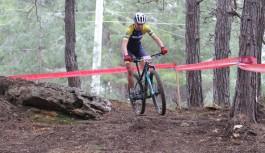 Velo Alanya dağ bisikleti yarışı başladı