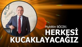 """Böcek; """"Seçimin kazananı Antalya oldu"""""""