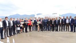 Gazipaşa-Alanya'da Litvanya sevinci