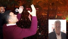 İyi Partili Sönmez, Yücel'i sosyal medyadan tebrik etti...