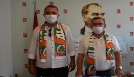 CHP İl Başkanı Bayar Alanya'da