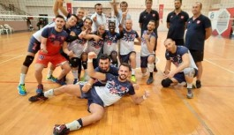 Alanya Belediyespor Play Off'u garantiledi