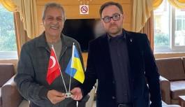 Ukraynalılar Alanya'dan memnun