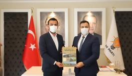 """Ak Partili Toklu """"Alanya'da yaşayanların okuması gereken bir kitap"""""""
