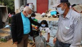 ALTSO yardıma muhtaç ailelere ulaştı!