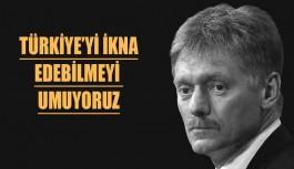 Dmitriy Peskov'dan Türk-Rus ilişkileri yorumu