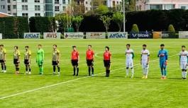 Fenerbahçe U19 - Alanyaspor U19: 5-4