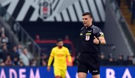 İşte Beşiktaş-Alanyaspor maçının hakemi
