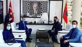 MHP'lilerden polis teşkilatına kutlama