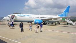 Rus şirket Pobeda Alanya-Gazipaşa uçuşlarını iptal etti!