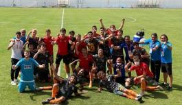 Alanyaspor U19 - Kasımpaşa U19: 3-1