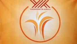 ALKÜ Kestel yerleşkesine turuncu bayrak!
