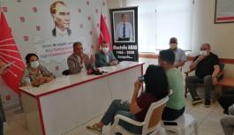 CHP'li vekil Alanya'da konuştu