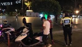 Polis denetimlerini sürdürüyor