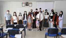 Şahin den yerleşik yabancılara Türkçe müjdesi!