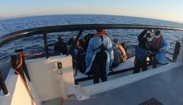 Alanya'da Suriyeli göçmenler yakalandı