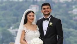 Alanyasporlu Fatih Aksoy evlendi