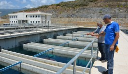 Dim Barajı 17 mahalleye veriyor