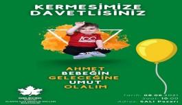 Gelecek Partisi'nden Ahmet Bebek Kermesi