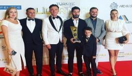 Alanya markası Restproperty'ye 'Türkiye Lider Marka' ödülü