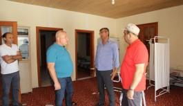 Başkan Şahin'den Gökbel'e sağlık ocağı müjdesi