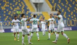 Maç sonucu Ankaragücüspor 0-Alanyaspor 1