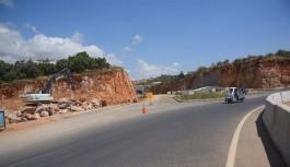 Portakal caddesi'nden Oba stadyumuna yeni imar yolu