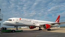Rus uçaklar Antalya'ya inmeye başladı!