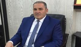 Oda başkanı Bacak'ın aracı Tosmur'da taşlandı