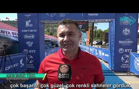 30. Alanya Uluslararası Triatlon Yarışları