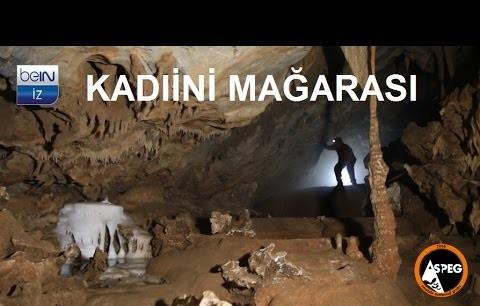 Alanya'da bulunan Kadıini Mağarası Belgeseli
