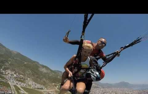 Alanya Tandem Paragliding