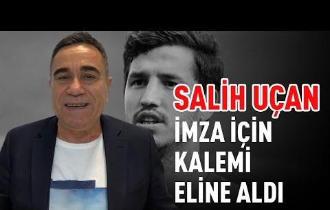 Beşiktaş'tan Salih Uçan'a 1 milyon 100 bin Avro. Galatasaray ve Trabzonspor'da peşinde1