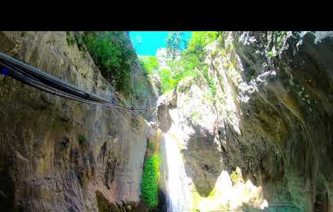 Sapadere Canyon Alanya Turkey